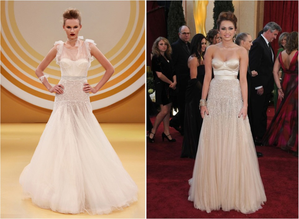 Wedding Fashion Inspiration From The Red Carpet The: Red Carpet Wedding Dress Inspiration