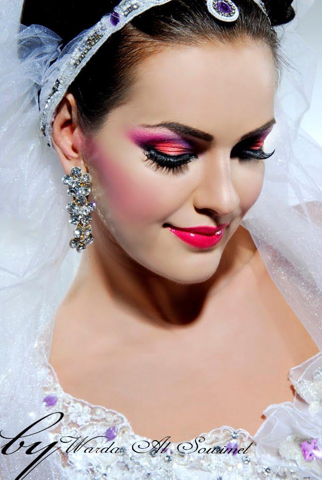 مجله سکسی ها آرایش عروس مدل 2010