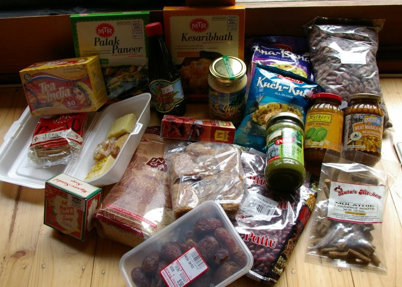 The Canberra Cook Indian Grocery Shopping