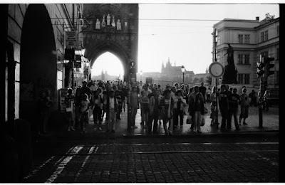 Canonet - Prague, Charles bridge