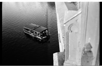 Prague, Charles Bridge, Vltava river