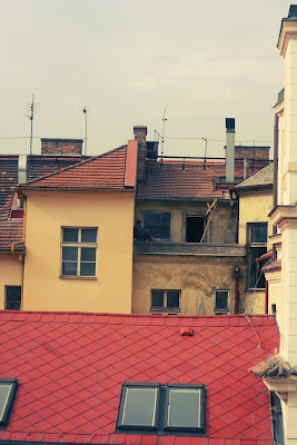 Rebuilding Prague apartment