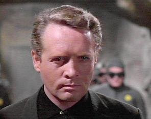 McGoohan insists that Number 6 and Danger Man were not the same characters.  But what does he know?