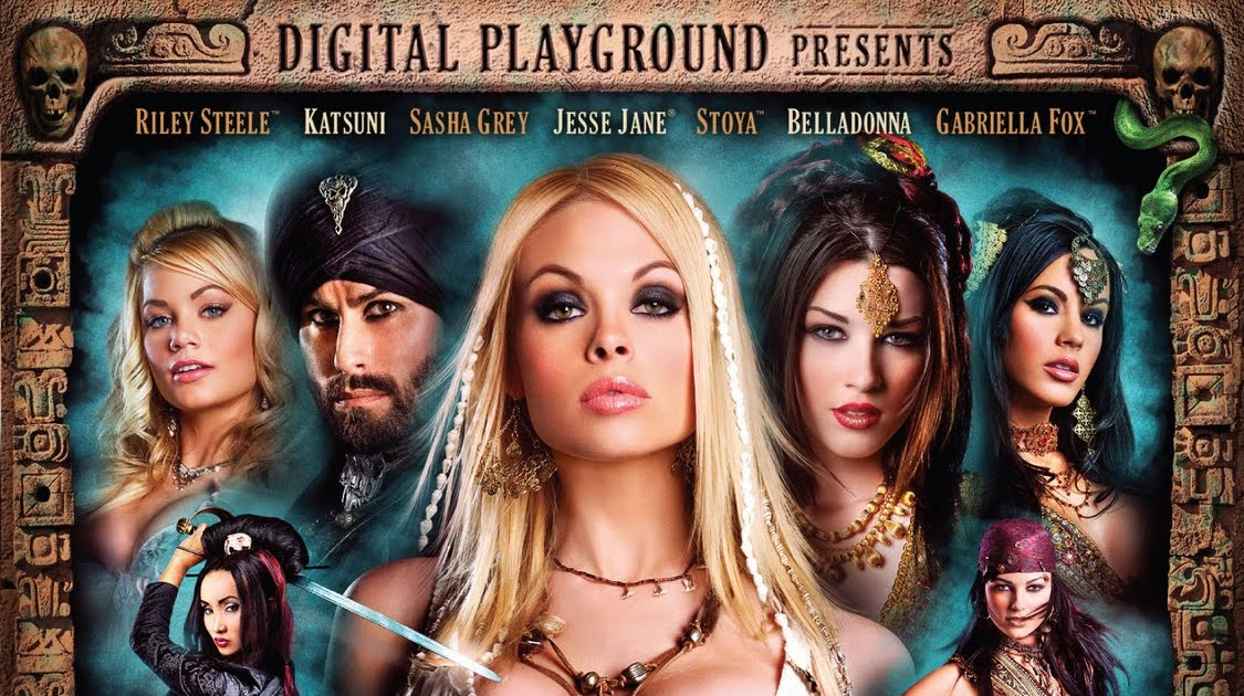 Digital Playground Pirates Ii - MenalMeida