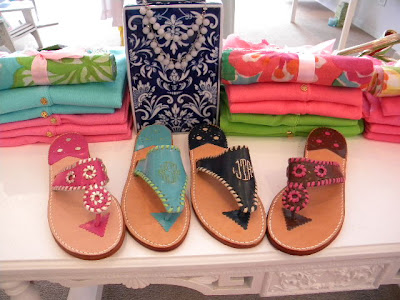 f2eba50ef VillagePalm  20% Off Bonanno Custom   Monogram Sandal Orders!