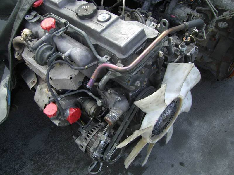 4d56 Manual turbo