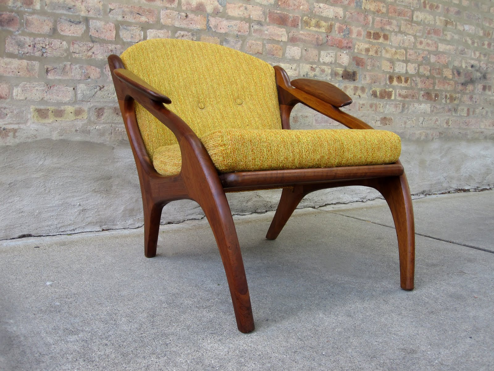 circa midcentury adrian pearsall lounge chair