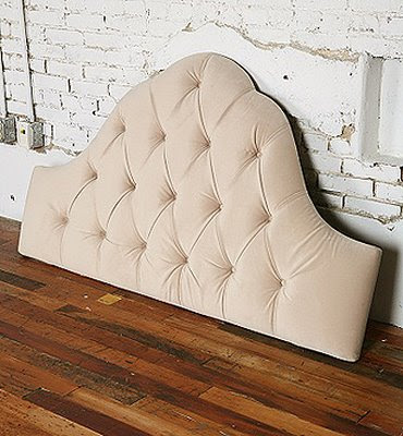 Heidi claire make your own upholstered headboard - Make your own headboard ...