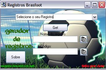 o brasfoot 2011 registrado e completo