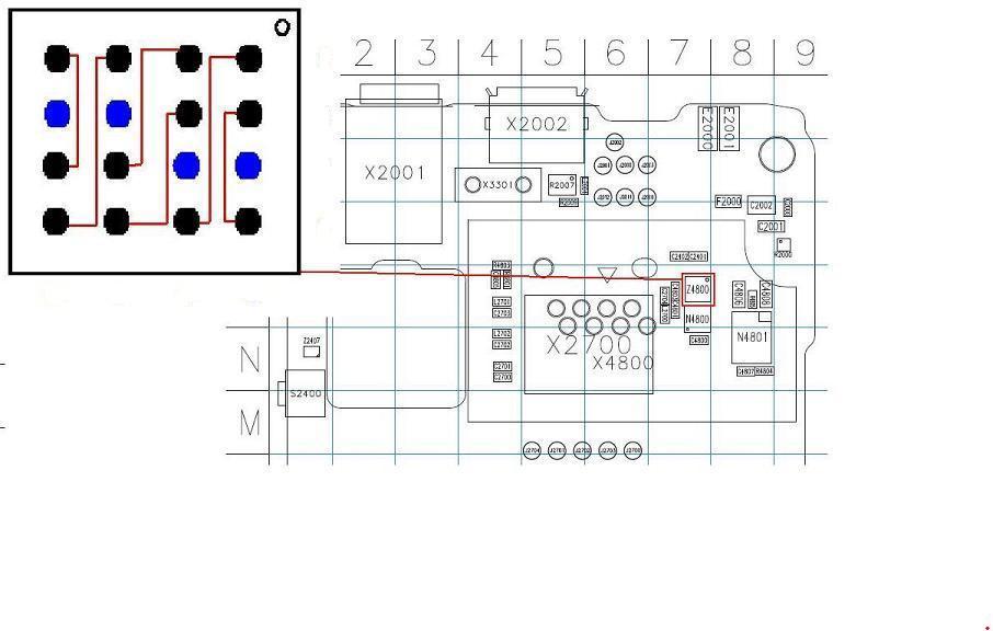 bengkelhp: nokia 6500c hardware repair