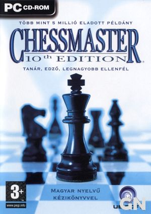 Chessmaster 10th Edition [PC-Full-3 CD'S]