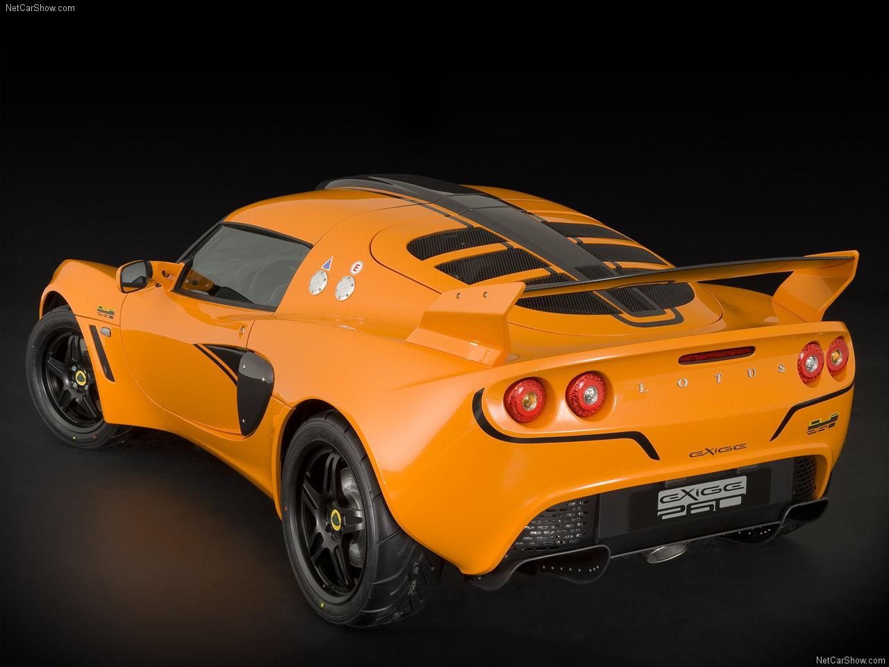 Lotus Auto Car: 2010 Lotus Exige Cup 260