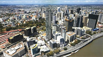 Brisbane Apartment: December 2008