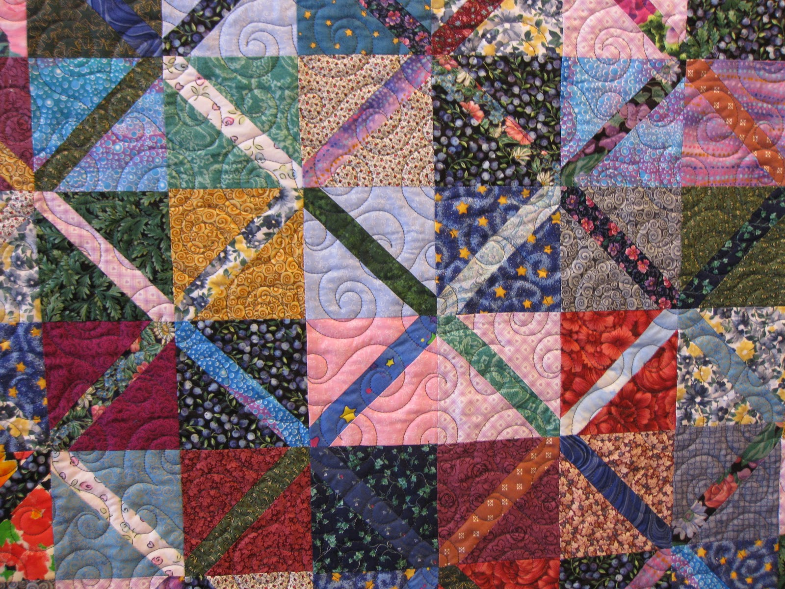 Millie S Quilting Scrappy Quilts