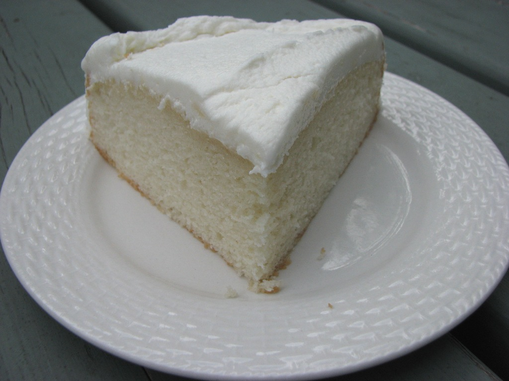 Duncan Hines Sour Cream White Cake