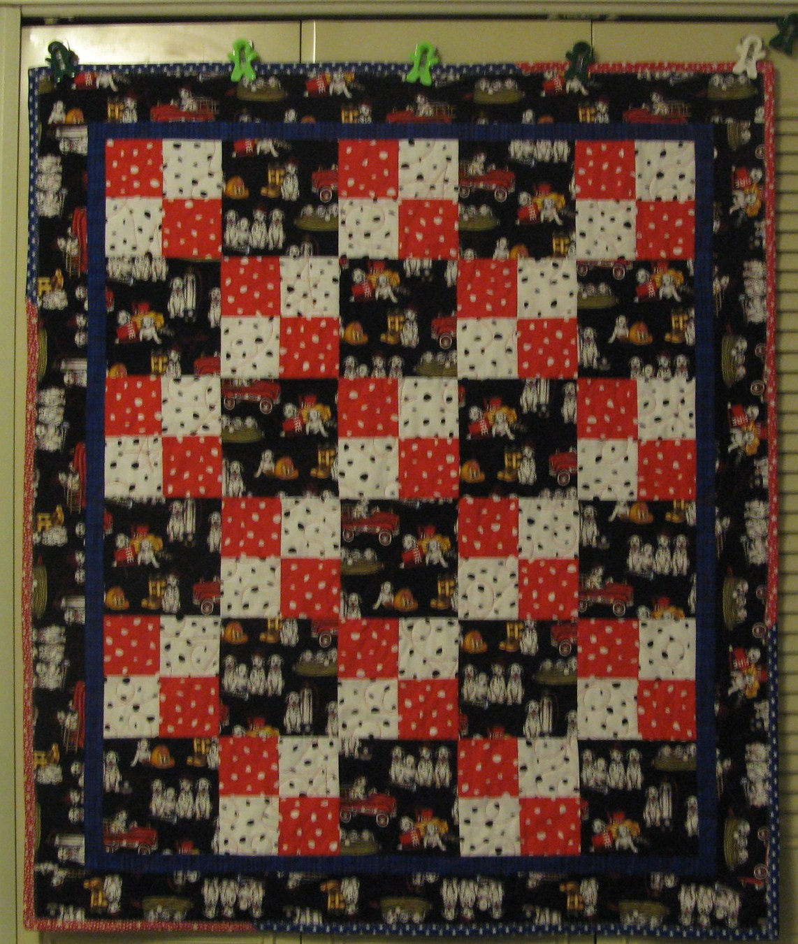 easy quilt patterns for kids - photo #19