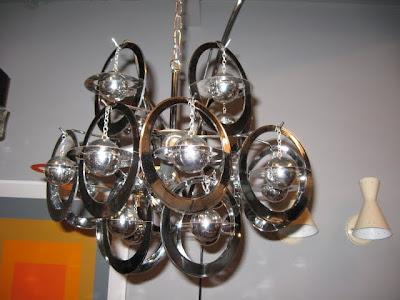 luminária-vintage