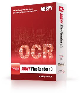 FRPro ABBYY FineReader 10.0.101.56