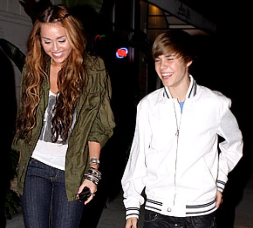 justin and miley dating