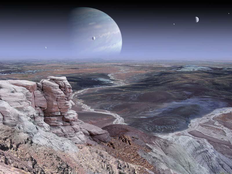 Real Pictures Of Jupiter The Planet Hunt for Alien Earths:...