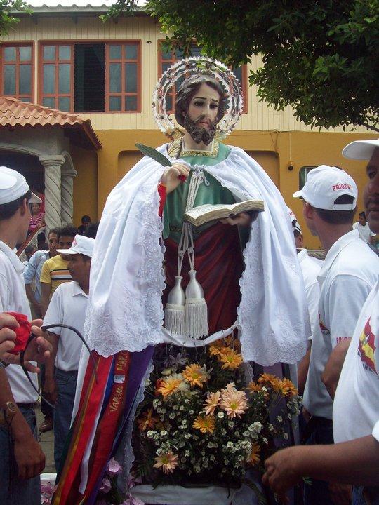 Jinotepe Carazo Santiago Apostol Patron De Jinotepe En