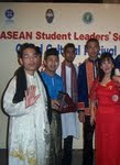 2nd ASEAN Student Leaders' Submit di University Of Angelas, Filipina