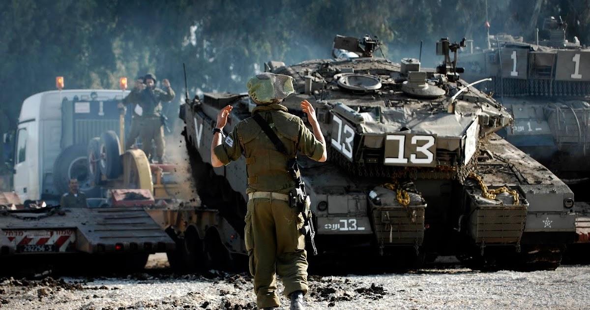 Four Israeli soldiers killed in a week as Gaza resistance ...