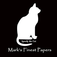 Designed for Mark's Finest Papers 2010 - 2011