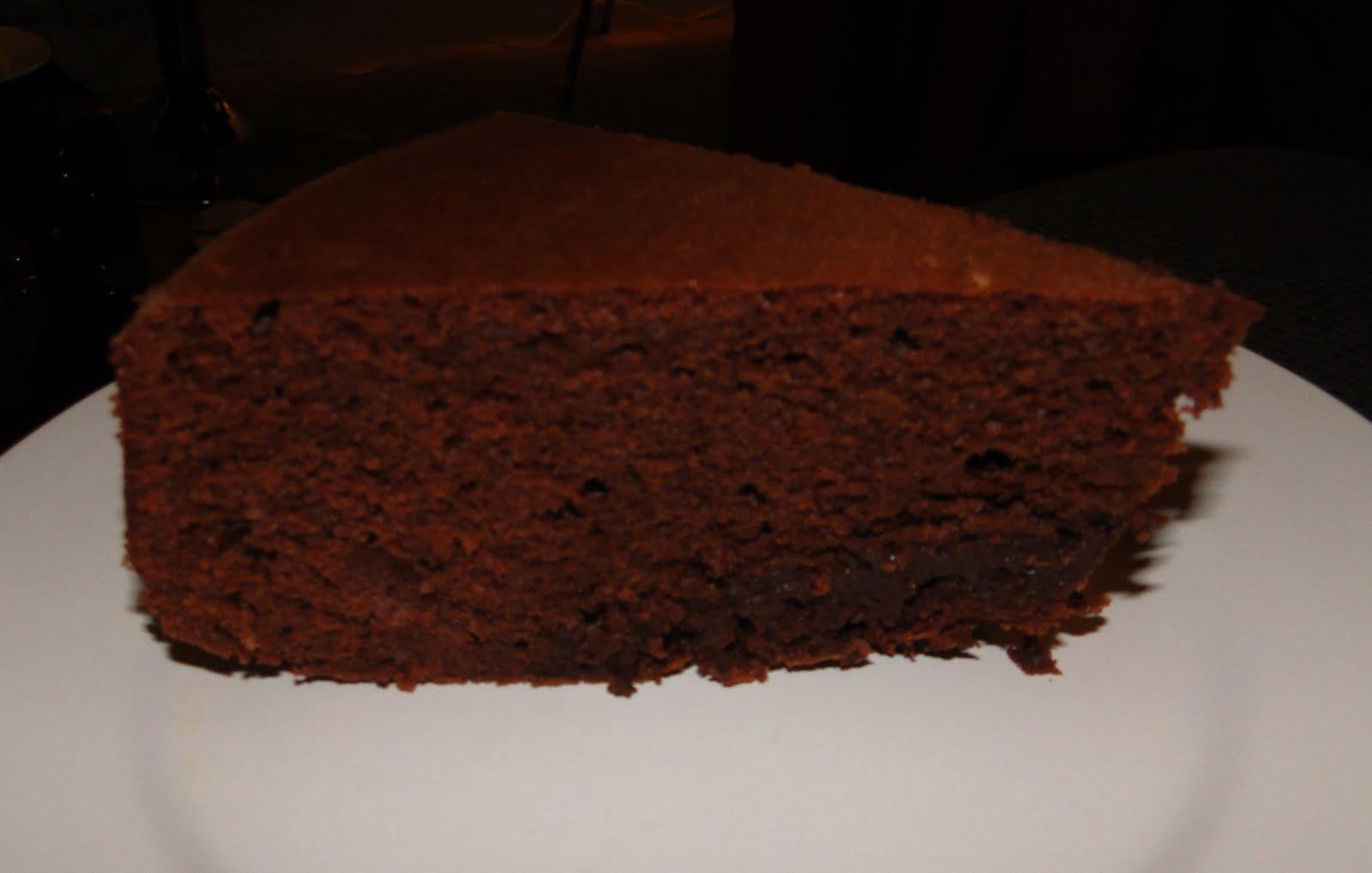 Ninouz Recipes Gateau Au Chocolat Sans Beurre