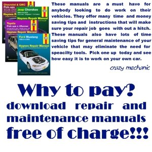 repair manuals & diagrams: free auto repair diagrams auto repair wiring diagrams free auto repair diagrams #2