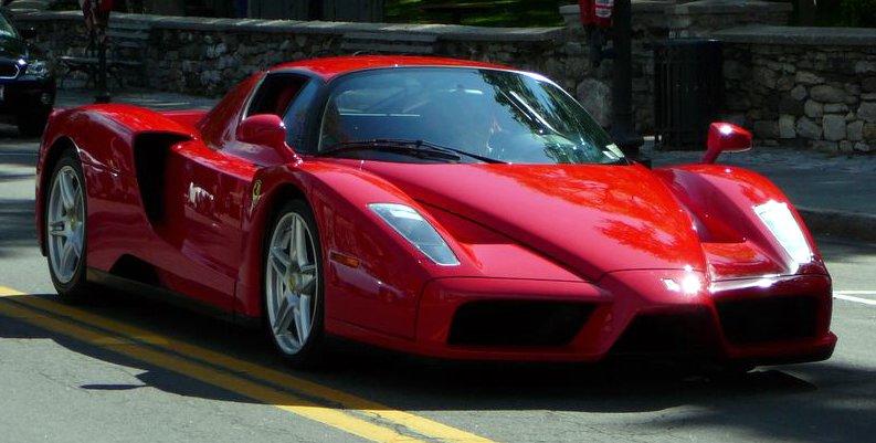 Kereta Ferrari Enzo Ferrari Owner Of Ferrari Motors