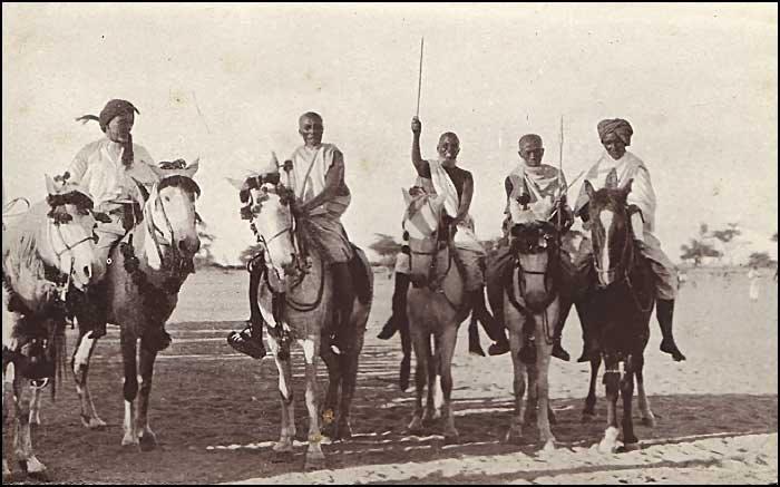 The battle of Hagoogane 1921 and the marathon of the Daaqud
