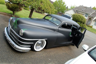 Ecodeparts 1947 Chopped Chrysler Windsor