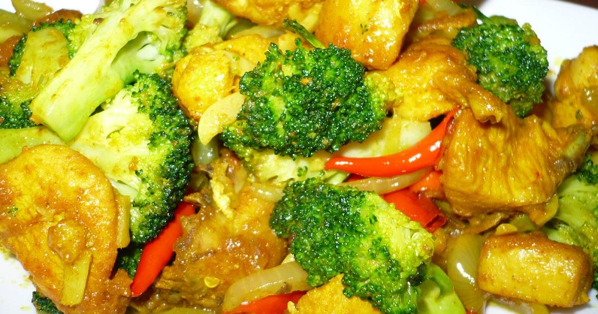 resepi dada ayam masak kunyit jalan kutai Resepi Nasi Goreng Daging Azie Kitchen Enak dan Mudah