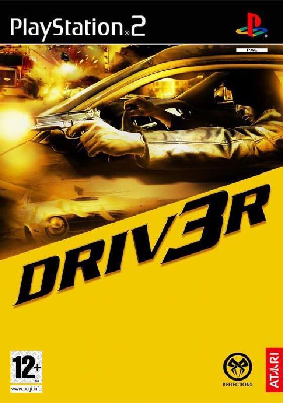 Aldeia Dos Games: Driver 3