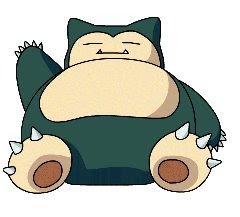 Uh oh, a wild Snorlax appears!