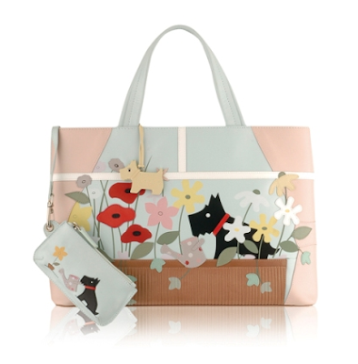 The Little Scottish Terrier Dog Charms That Dangle From Radley Handbags Have Become Such A Status Symbol Thieves Are Stealing And Reing Them On