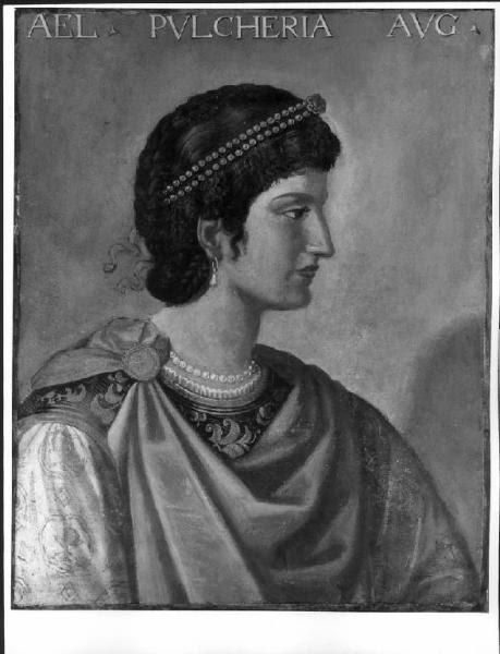 per storie: Santa Pulcheria,imperatrice