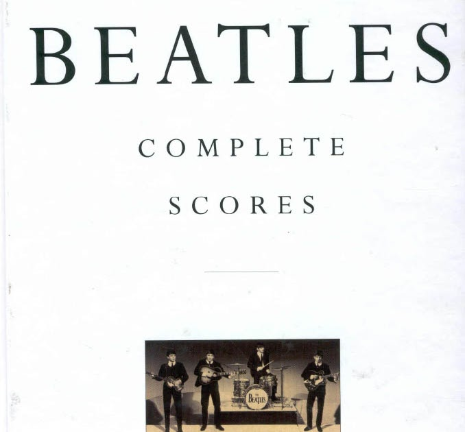 audio pirate the beatles complete scores pdf. Black Bedroom Furniture Sets. Home Design Ideas
