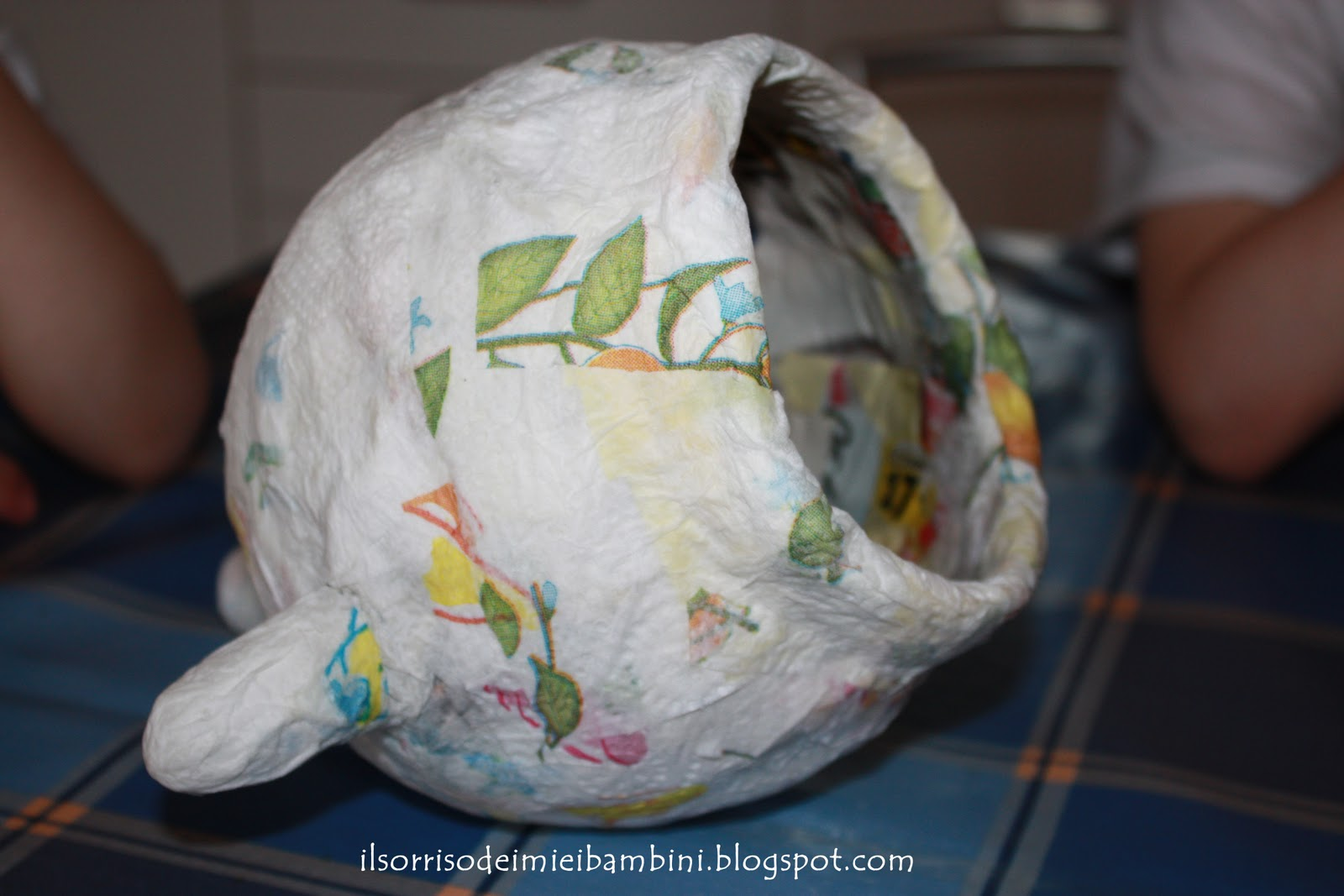 Il Sorriso dei miei Bambini: La mongolfiera di Topolino