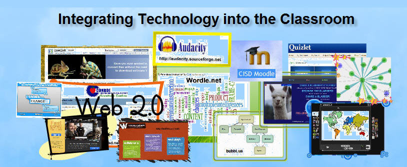 Integrating Technology into the Classroom: LIve Binder - An Online