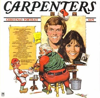 Friday Fave: The Carpenters at Christmas