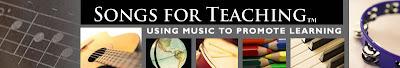 Songs For Teaching Blog