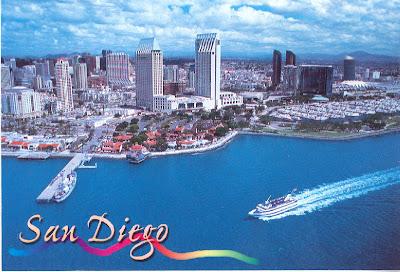 San Diego Bound!
