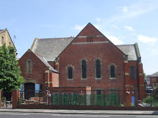 Church on Sandyford Road