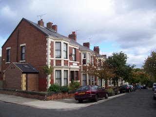 One of the side streets off Dinsdale Road