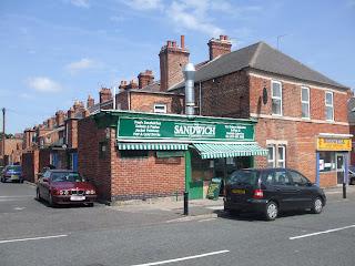 Photographs Of Newcastle Sandyford