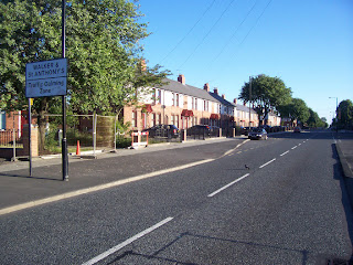 St Anthony's Road