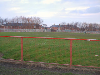 The Rec' - The home of Walker Central FC