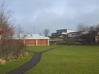 The Scotswood Sports Centre and The Excelsior Academy.